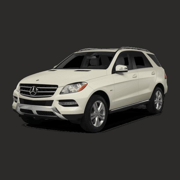 Выкуп Mercedes M-klasse