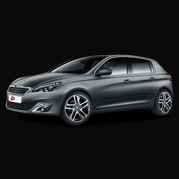 Выкуп утилизированных Peugeot 308