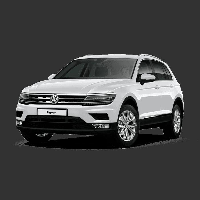 Выкуп утилизированных Volkswagen Tiguan