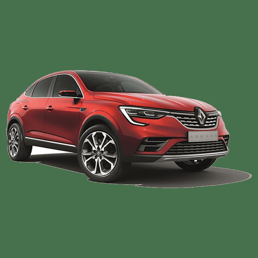 Выкуп утилизированных Renault Arkana