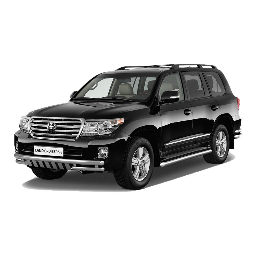 Выкуп утилизированных Toyota Land Cruiser
